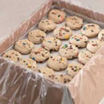 Frozen cookie dough can be purchased in dozens of different varieties. We make our dough in-house, from scratch.